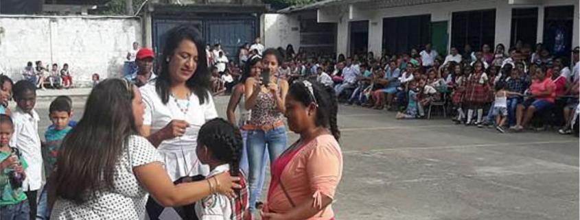 ENSEÑA POR COLOMBIA EN URABÁ