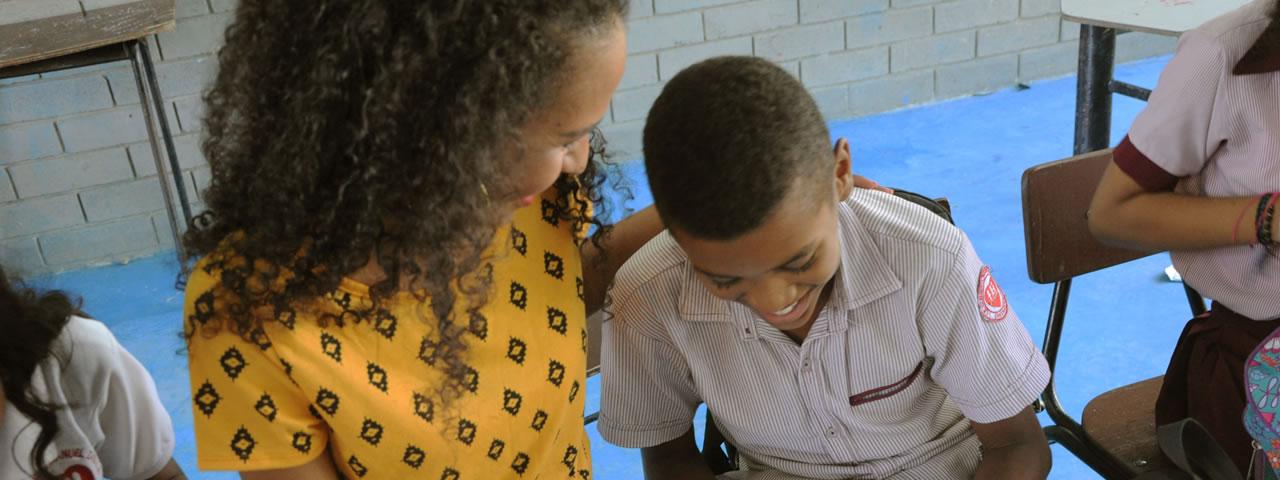 Proyecto de aula en enseña por colombia
