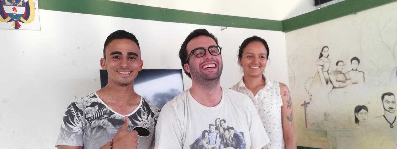 Proyectos Alumnis en Enseña Por Colombia