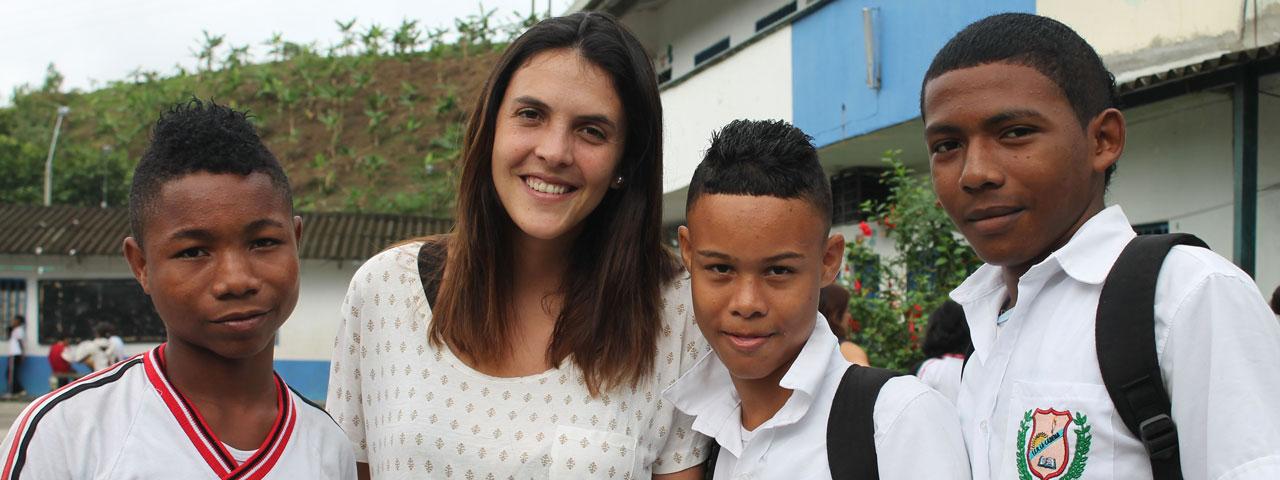 mision y vision enseña por colombia