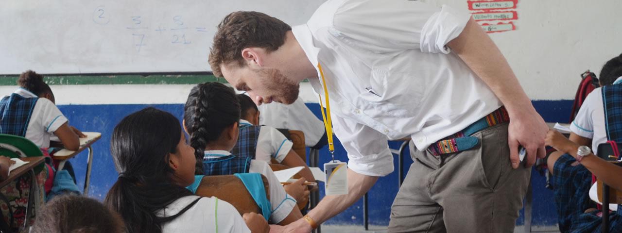 nuestro programa en enseña por colombia